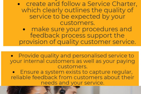 Customer Service and the 21st Century Infographic