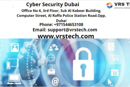 CYBER SECURITY SERVICES DUBAI Infographic