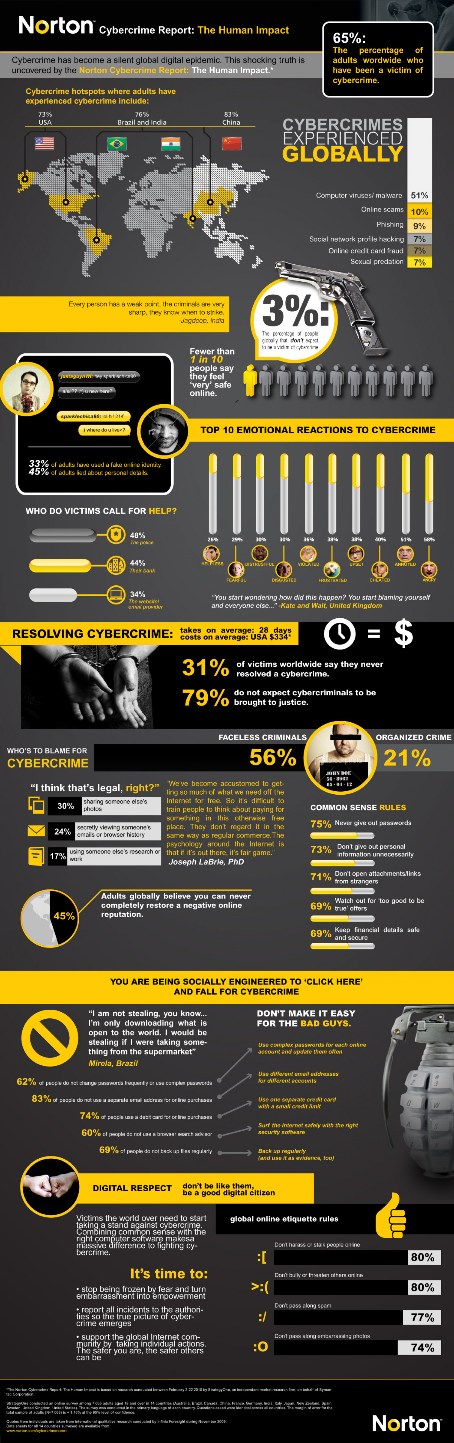 Cybercrime Goes Global Infographic
