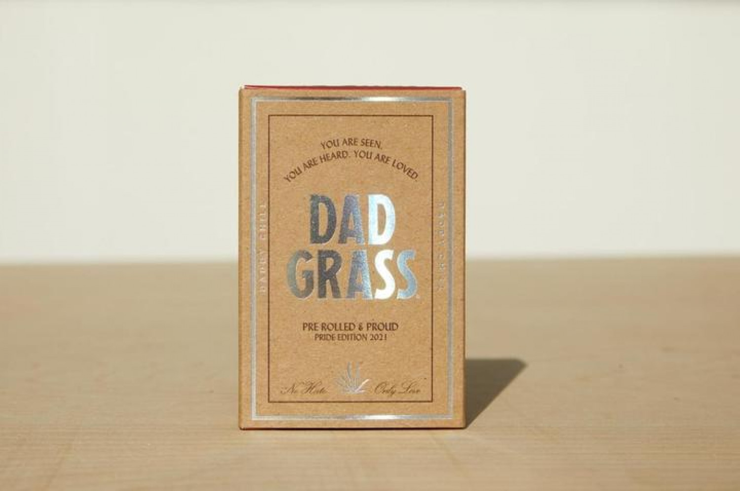 Dad Grass Pride Pack Infographic