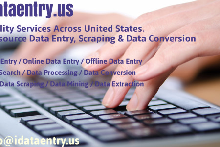 Data Entry Outsourcing - Lowest Possible Industry Rate!!!  Infographic