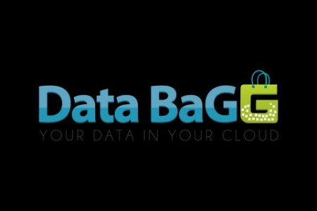 DataBagg - Free Online Cloud Data Storage Infographic