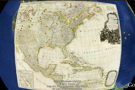 David Rumsey Map Collection Infographic