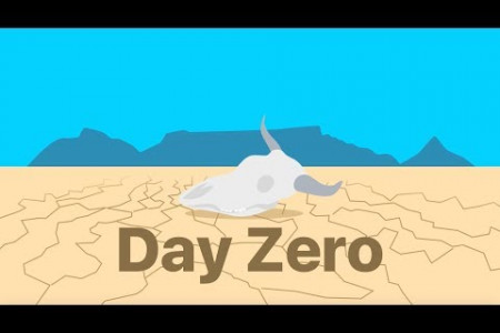 Day Zero - What happens when a city runs out of water? Infographic