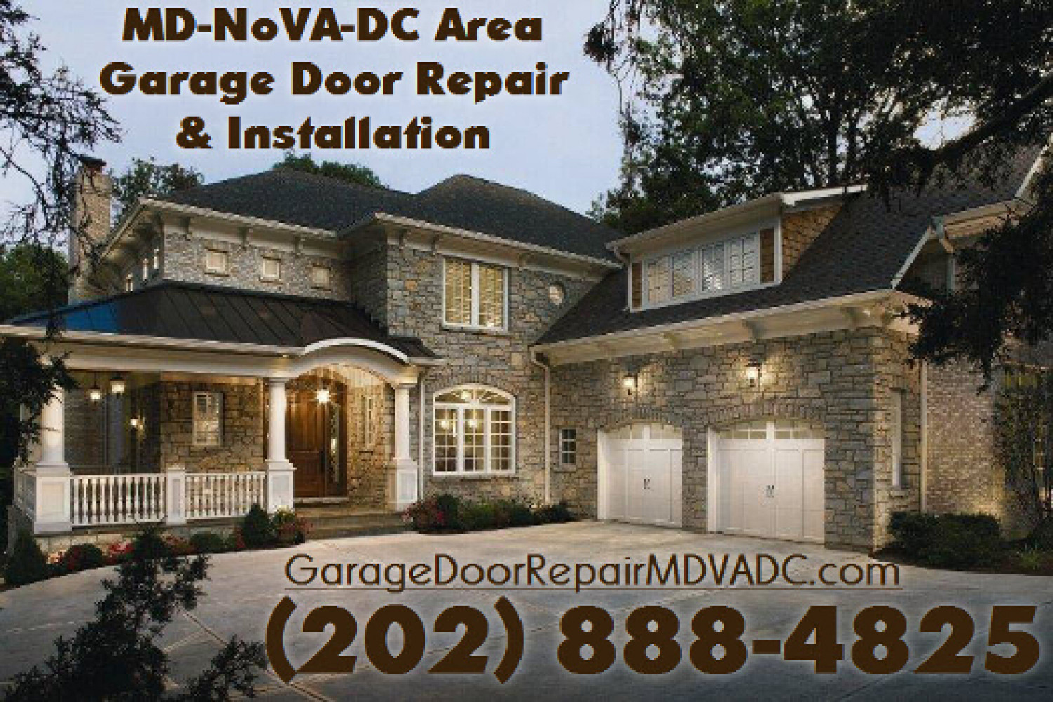 1000 #5F4D36 DC Area Garage Doors Infographic wallpaper Garage Doors In My Area 37451500