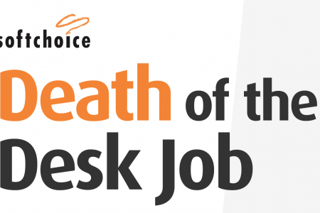 Death of a Desk Job Infographic