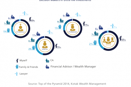Decision Makers in Ultra HNI Investments Infographic