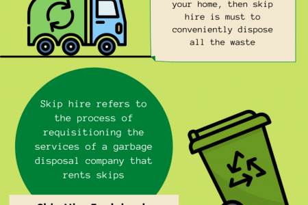 De-cluttering Your Home With Skip Hire Service Infographic