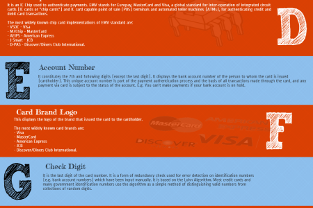 Decoding the Credit Card Infographic