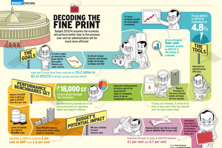DECODING THE FINE PRINT Infographic