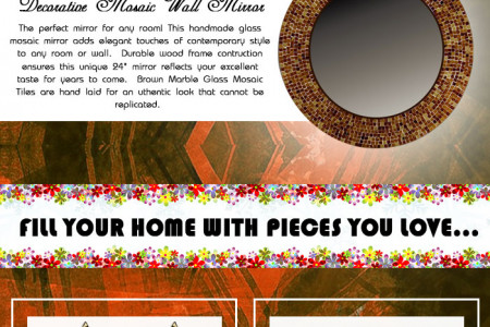 Decorate Your Home with Decorshore Decorative Home Decor Products Infographic
