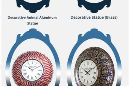 DecorShore Cyber Week Sale on Home Decor Products Infographic