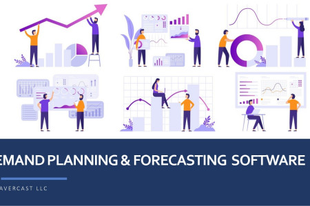 Demand Planning and Forecasting Software Avercast Infographic
