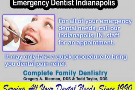 Dental Office Mooresville - Indianapolis Dental Implants Infographic