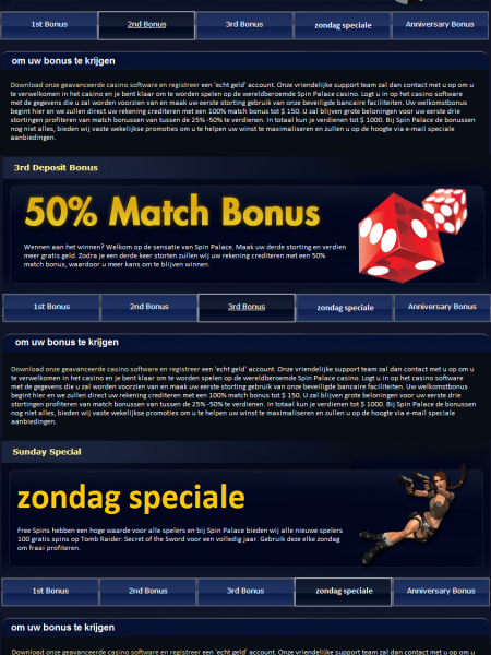 deposit bonus offers Infographic