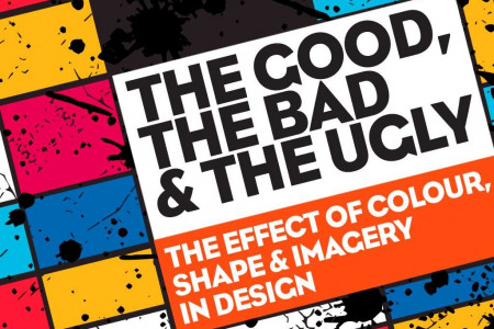 DESIGN:-The Good, Bad and Ugly Infographic