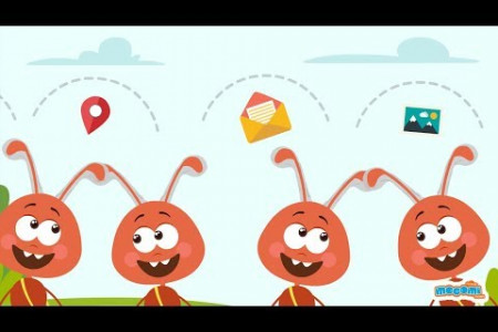 Did ants invent the world's first social network?  Infographic