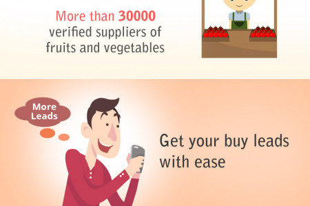 Did you know, demand of fruit in india increased by 16 % every year? Infographic