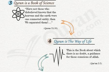 Different Perspectives from Which a New Convert Should Read Quran  Infographic