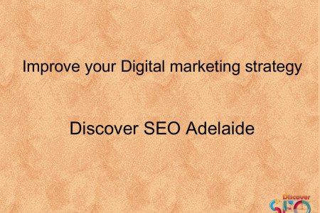 Digital Marketing : Plan, Strategy and Service by Discover SEO Adelaide  Infographic