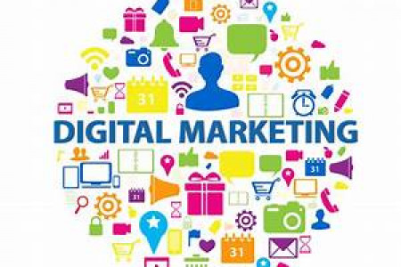 Digital Marketing services site  Infographic