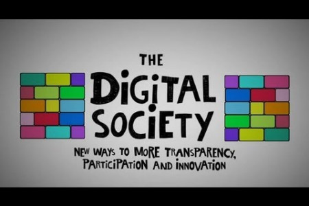 Digital Society Infographic