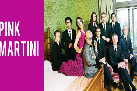 Discount Pink Martini Concert Tickets   Pink Martini Concert Tickets Promo Code Infographic