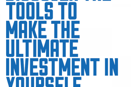 Discover The Tools To Make The Ultimate Investment In Yourself Infographic