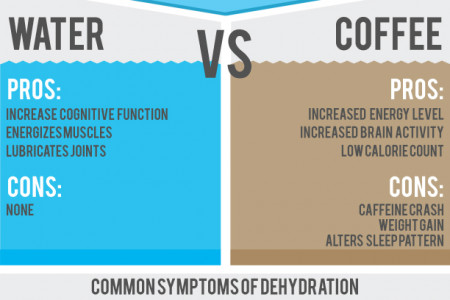 Dispelling Dehydration Infographic