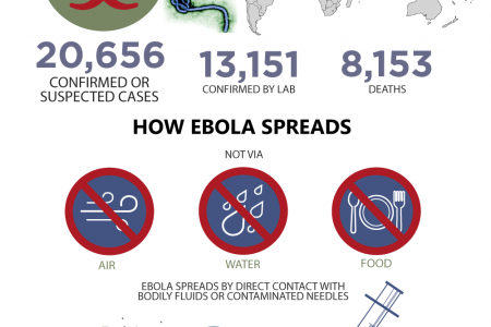 Disposing of Medical Waste: Ebola & Other Deadly Diseases Infographic