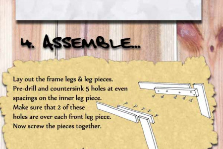 DIY Pallet Furniture Infographic