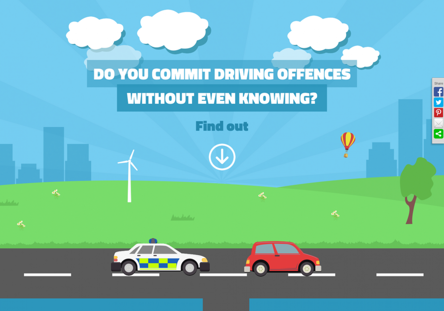 Do You Commit Driving Offences Without even Knowing? Infographic