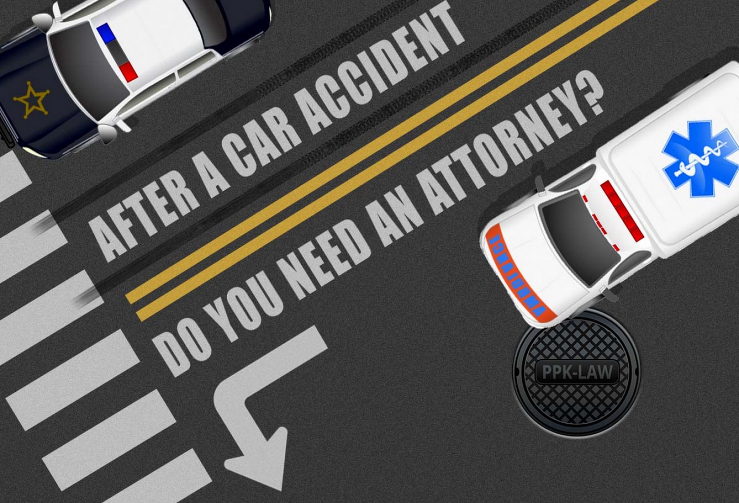 After A Car Accident Do You Need An Attorney? Infographic