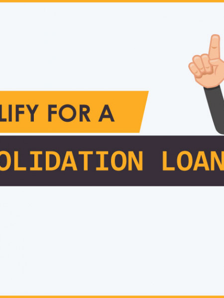 Do you qualify for a debt consolidation loan? Infographic