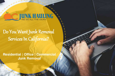 Do You Want Junk Removal Services In California? Infographic