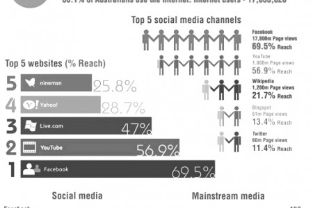 Do You Wants To About Future Of Social Media Marketing in 2013 By EBriks Infotech Infographic