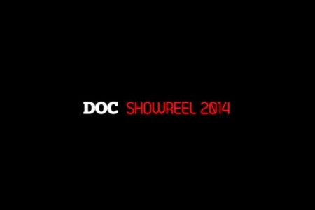 DOC SHOWREEL 2014 Infographic
