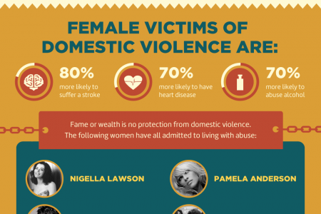Domestic Violence U.S Infographic