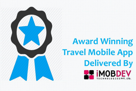 Download Awarded TravAlarm App Delivered By iMOBDEV Technologies Infographic