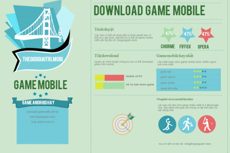 download game mobile Infographic