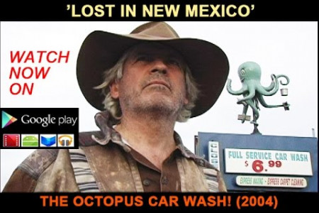 Dramatic Feature, 'Lost in New Mexico' Infographic
