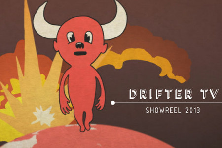 Drifter TV Showreel Infographic