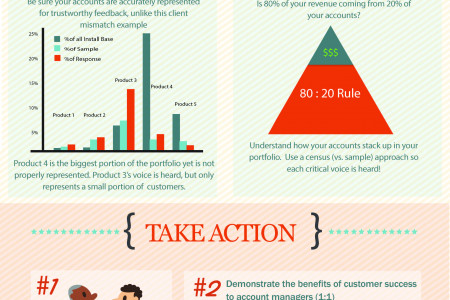 Drive Action with VoC Results Infographic