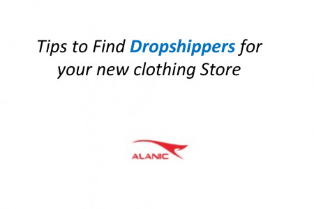 Dropshipping Service for UK, USA, Australia Infographic