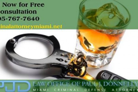 DUI Defense Attorney Miami Infographic