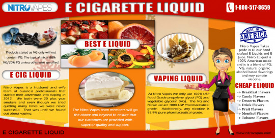 e cigarette liquid