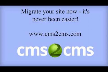 e107 to Joomla Migration in a Few Minutes Infographic