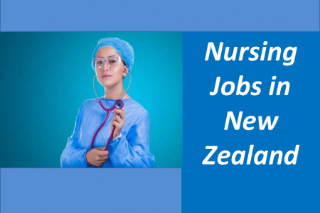 Easily Get Latest Nursing Jobs in New Zealand Infographic