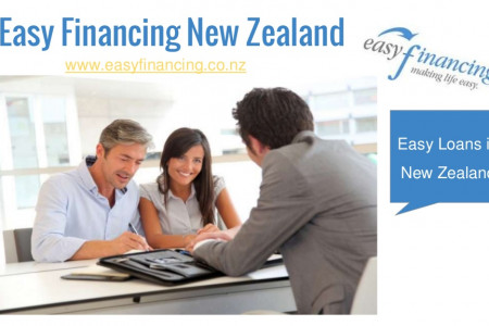 Easy Financing in New Zealand Infographic