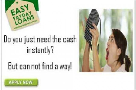 Easy Payday Loans- Easy Payday Help without Hassle Infographic
